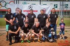 В Минске прошел футбольный турнир памяти Алеся Липая и Юрия Широкого ФОТО