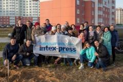 INTEX-PRESS — 25! Чвэрць стагоддзя — гэта досвед, чытачы, урэшце само жыццё