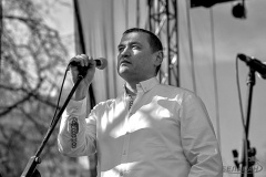 Год таму памёр Алесь Ліпай — заснавальнік недзяржаўнай Інфармацыйнай кампаніі БелаПАН
