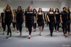 Журналістка «Нашай Нівы» працягвае змаганне за перамогу на конкурсе «Каралева XL»