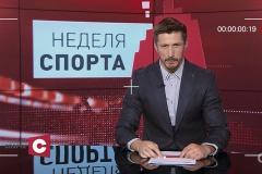 Чэмпіён Віталь Гуркоў стаў вядучым праграмы «Неделя спорта» на СТВ