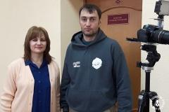 """Віцебскіх журналістаў будуць судзіць за сюжэт для праграмы """"Кожны з нас"""""""
