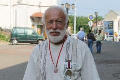 Барыса Хамайду ўзнагародзілі медалём 100 год БНР