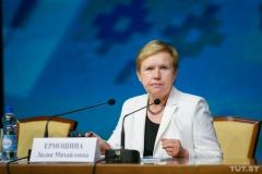 Ермошина рекомендовала газете напечатать программу кандидата, снятую из-за фразы «С Лукашенко нет будущего»