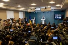 Журналисты передали Зеленскому собственное расследование убийства Павла Шеремета