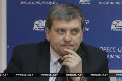 Игорь Луцкий — новый министр информации Беларуси