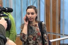 «Диана — известная в оппозиции личность». Журналистку судят за акцию, на которой она даже не была