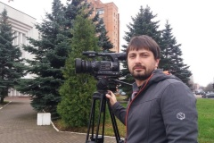 Belsat journalists detained again, this time in Salihorsk