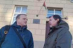 Рассмотрение дела по иску Зенкова о возмещении морального вреда перенесено на 22 апреля