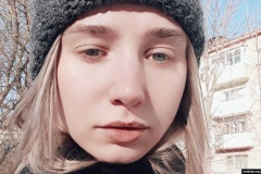 Daria Chultsova remains in custody. Assumable, a criminal charges