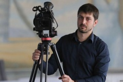 Police detain Belsat TV cameraman to prevent him from doing his job