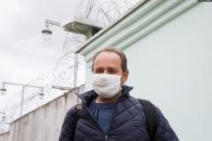 Mahiliou journalists Ales Asiptsou and Alexander Burakou are free!
