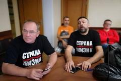 У блогера Сяргея Пятрухіна таксама выяўлены COVID-19