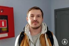 Магілёўскі журналіст Міхаіл Аршынскі агулам пакараны 21 суткамі арышту