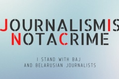 Repression targets journalists in Belarus: international community must respond