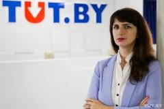 Журналисту TUT.BY Катерине Борисевич предъявлено обвинение. Она остается под стражей