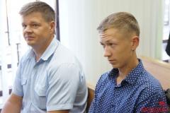В Гомеле судят сына журналистов, которого задержал ОМОН за «мелкое хулиганство»