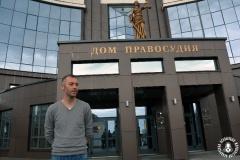 Брэсцкі абласны суд адхіліў скаргу журналіста Сяргея Багрова, якога арыштавалі на 15 сутак