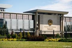 Корреспондента ТАСС задержали возле Дворца независимости, где проходила инаугурация Лукашенко