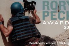 Премия имени Рори Пека для видеожурналистов (до 10 августа)