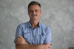 Міліцыя забрала з дому журналіста Алега Грузьдзіловіча