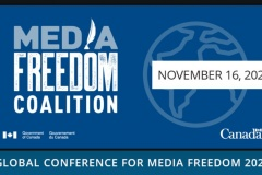 BAJ won the first Canada-UK Media Freedom Award