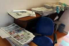 Разгром «Газеты Слонімскай»: пасля ператрусу выданне перастала выходзіць
