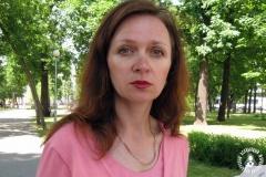 Незалежную журналістку Ларысу Шчыракову аштрафавалі на 5 базавых. Яна дома
