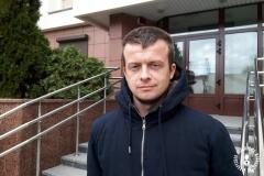 Блогер Андрэй Павук праз суд дамагаецца атрымаць у міліцыі копіі матэрыялаў праверкі сваіх заяў