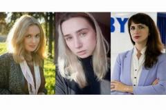 Праваабаронцы прызналі Кацярыну Барысевіч, Кацярыну Андрэеву і Дар'ю Чульцову палітвязнямі