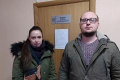 Магілёўскіх журналістаў аштрафавалі за працу без акрэдытацыі, якую немагчыма атрымаць