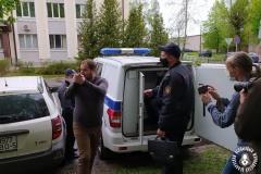 Представитель ОБСЕ призвал к немедленному освобождению журналистов, арестованных в Беларуси