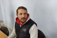 З Магілёўскага ІЧУ знянацку адпусцілі журналіста Міхаіла Аршынскага