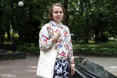 """Задержана координаторка Волонтерской службы """"Весны"""" Мария Рабкова"""