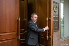 Макей о «Радыё Свабода»: Пока нет желания лишить кого-то аккредитации