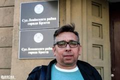 Пад Пухавічамі затрымалі блогера Сяргея Пятрухіна