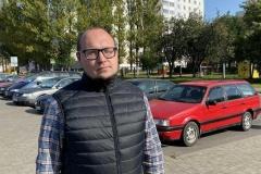 У Магілёве затрыманы Аляксандр Сідарэўскі — яго не выпусцілі з апорнага пункта міліцыі