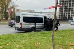 В цепочке солидарности на проспекте Дзержинского задержан CEO Onliner Илья Жуковец