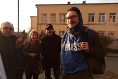 Журналіст Раман Чмель выйшаў на волю пасля 15-суткавага арышту
