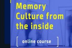 Онлайн-курс: Культура памяти изнутри. Как мы помним Вторую мировую войну в Беларуси, Германии, Украине, Польше и России. До 15 ноября