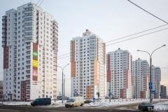 Сотрудникам госСМИ предложили квартиры в новом доме в Минске. Цена — 630 долларов за метр