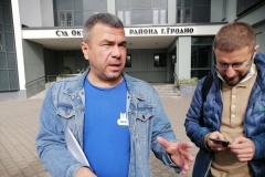 На суд да Ігара Бублікава не пусцілі журналістаў