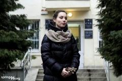 Свидетель-ОМОНовец изменил показания против Дианы Середюк. Ее снова будут судить