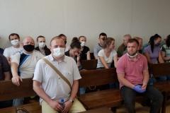 Журналисту Сергею Багрову дали 15 суток. Александру Позняку — штраф. Суды в Барановичах