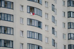 «Стучит неизвестным предметом по крышке кастрюли». На жителя Вилейки составили протокол за видео в Telegram