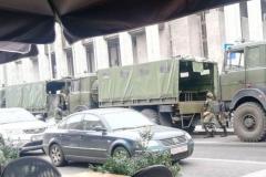 В Минске прошли массовые задержания журналистов. Комментарий МВД