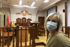 Дело задержанной в воскресенье журналистки TUT.BY Юлии Альгерчик отправили на доработку