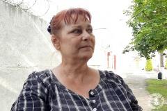"""Віцебскую блогерку аштрафавалі  за стрым з """"ланцуга салідарнасці"""""""
