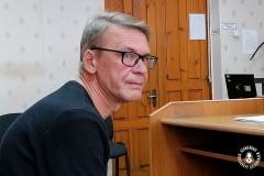 У журналіста Змітра Казакевіча адбыўся чарговы ператрус