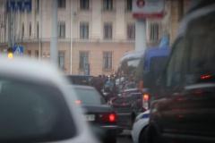 Задержанных в субботу журналистов увезли на Окрестина